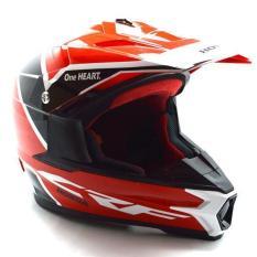 Honda CRF Helmet 87100MXCRFM size M