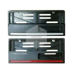 Honda Genuine Aksesoris/Cover Plat Nomor/Dudukan Plat Nomor