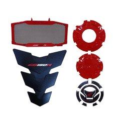 Tips Beli Honda Genuine Parts Paket Aksesoris Resmi New Honda Cb150R Streetfire Red Yang Bagus