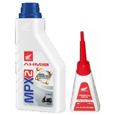 Review Honda Genuine Parts Paket Oli Mesin Mpx2 Dan Oli Gir Terbaru