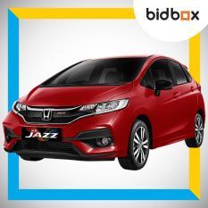 Honda JAZZ 1.5 RS CVT Rallye_Red Mobil (Uang Muka Kredit bidbox/JADETABEK)