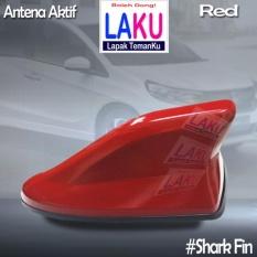 Honda Mobilio RS Antena Aktif Sirip Hiu Merah