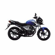 Honda New MegaPro FI Brace Blue - OTR Daerah Istimewa Yogyakarta