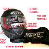 Jual Beli Online Honda Ori Helm Helmet Kyt Black Matte Full Face
