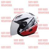 Ulasan Lengkap Tentang Honda Ori Hrr Kyt Half Face Helm Helmet Xl