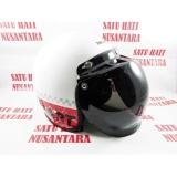 Review Tentang Honda Ori Klasik Retro Classic Helm Helmet Half Face