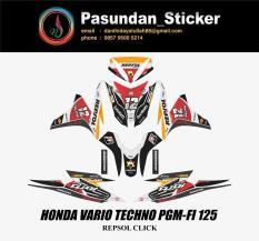 HONDA VARIO TECHNO PGM-FI 125 REPSOL CLICK