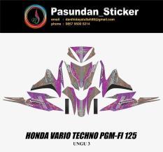 HONDA VARIO TECHNO PGM-FI 125 UNGU 3