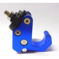 Hook / Gantungan Barang Robot Lipat Aluminium CnC Universal Model Bikers
