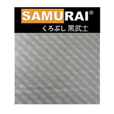 Harga Hopz Samurai Paint Wf P035 Film Water Printing Silver Carbon Fiber Asli Hopz