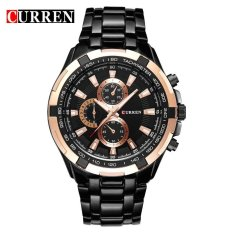 HOT 2017 CURREN Watch Jam Tangan Es Men QUARTZ TopBrand Analog Militer Laki-laki Watch Jam Tangan Es Men Sports Army Watch Jam Tangan Murah 8023