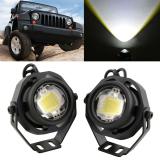 Spesifikasi Panas 2 Buah 10 Watt Cree Led Off Road Kabut Tempat Flash Lampu Depan Untuk Mobil Jeep Perahu Yang Bagus Dan Murah