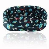 Spesifikasi Hot Sale Pet Cat Anjing Basin Cat Tempat Tidur Anjing Blue5 Intl Yang Bagus
