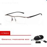 Toko Hdcrafter Miopia Ringan Antislip Pusat Buatan Setengah Lingkar Kacamata Bingkai Terlengkap