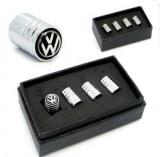 Hot Volkswagen Gti R Logo Katup Ban Mobil Ban Batang Topi Untuk Vw Golf 7 Tiguan Lavida Golf 6 Gti Cc Polo Bora Passat Oem Diskon 40