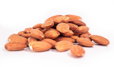 Jual Houseoforganix Natural Whole Almond 250 Gr Branded