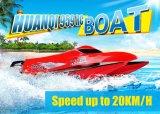 Ongkos Kirim Huanqi 2 4G 4Ch High Speed Rc Boat Dengan Sistem Pendingin Air Merah Di Indonesia