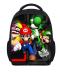 Jual Huolala Baru Fashion 2015 Kartun Game Super Mario Bros Tas Sekolah Untuk Anak Laki Laki Anak Anak Mini Schoolbag Anak Bookbags Tk Mochila 6653 Not Specified Branded