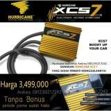 Toko Hurricane Xcs 7 Garansi 7 Thn Original Xcs7 Xcs5 Xcs 5 Xcs3 Ecu Online Dki Jakarta
