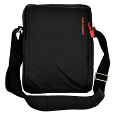Jual Hush Puppies 693265 Shoulder Bag 11 5 Black Di Indonesia