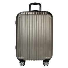 Hush Puppies 694006 Polycarbonate Hard Case 25 Champagne Murah