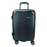 Ulasan Mengenai Hush Puppies 694013 Polycarbonate Koper Hard Trolley Case Cabin 20 Blue