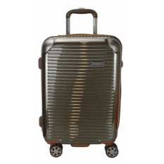 Harga Hush Puppies 694013 Polycarbonate Hard Trolley Case Luggage 25 Gold Dan Spesifikasinya