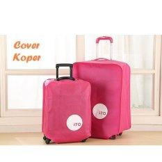 Harga Hw Cover Koper 24Inch Luggage Bag Cover Hw Jawa Barat