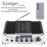 Beli Hy 803 2Ch Hi Fi Bluetooth Mobil Audio Power Amplifier Fm Radio Player Penopang Sd Usb Dvd Mp3 Input Untuk Mobil Motor Rumah Internasional Kredit