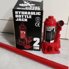 Pusat Jual Beli Hydraulic Bottle Jack 2 Ton Dongkrak Botol 2 Ton Jawa Timur