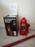 Spesifikasi Hydraulic Bottle Jack 5 Ton Dongkrak Botol 5 Ton Lengkap Dengan Harga