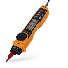 HYELEC MS8211 Pen Type Digital Multimeter dengan NCV AC/DC CurrentVoltage Resistance Diode Konektivitas Multitester-Intl