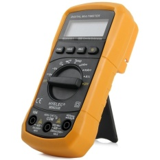 HYELEC MS8233E Multifungsi Digital Multimeter DC AC VoltmeterTemperature Tester-Intl