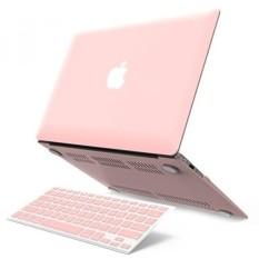 Ibenzer Dasar Lembut-Sentuh Seri Kasus Plastik Keras & Keyboard Sarung untuk Apple Macbook Udara 13 Inci 13 a1369/1466-Internasional
