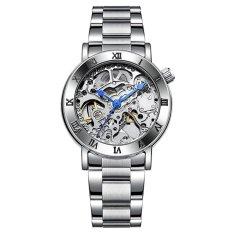 Jual Cepat Ik Mewarnai Wanita Watch Mewah Brand 2016 Terbatas Jam Edition Mechanical Wrist Watches Gold Dial Stainless Steel Intl