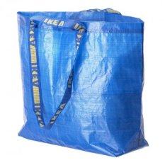 IKEA Frakta Kantong Belanja Medium - Biru
