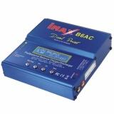 Promo Imax B6Ac Charger Baterai Lipo Dengan Ac Adapter Integrated S9594 Blue Di Dki Jakarta