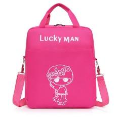 (Imported)BEST-JTUI High Quality Canvas personalized Teens Backpack School Book Shoulder Bag Boy Jansport - intl