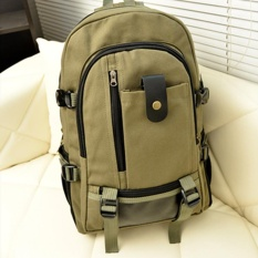 (Imported)BEST-UTYY High Quality Canvas personalized Teens Backpack School Book Shoulder Bag Boy Jansport - intl