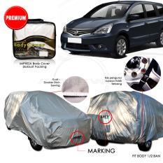 Toko Jual Premium Body Cover Mobil Impreza Grand Livina Gray