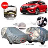 Harga Premium Body Cover Mobil Impreza Honda All New Jazz Gray Murah