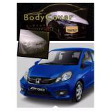 Harga Impreza Body Cover Mobil For Honda Brio Grey Selimut Mobil Pelindung Mobil Paling Murah