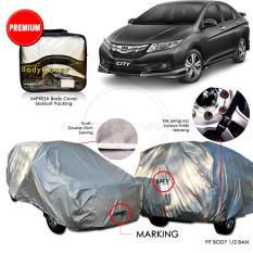 Premium Body Cover Mobil Impreza Honda City