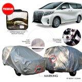 Jual Premium Body Cover Mobil Impreza Toyota Alphard Gray Baru