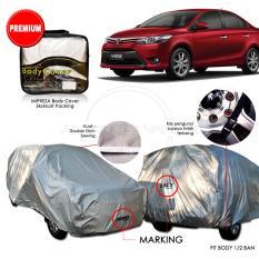 Toko Impreza Body Cover Mobil For Vios Abu Abu Lengkap