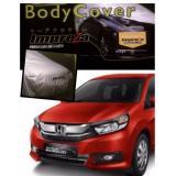 Beli Padie Impreza Premium Body Cover Mobil Honda Mobilio Grey Selimut Mobil Pelindung Mobil Murah