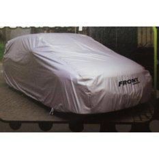 RAMe - Impreza Body Cover Mobil Mitsubishi Mirage - Grey/selimut mobil/pelindung mobil