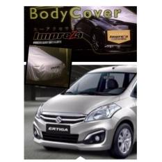 Jual Impreza Body Cover Mobil Suzuki Ertiga Grey Selimut Mobil Pelindung Mobil Impreza Murah
