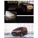 Impreza Premium Body Cover Daihatsu All New Xenia Avanza Grey Pelindung Mobil Selimut Mobil Sarung Mobil Impreza Diskon 50