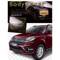 Beli Padie Impreza Premium Body Cover Daihatsu Terios Rush Grey Pelindung Mobil Selimut Mobil Sarung Mobil Cicil